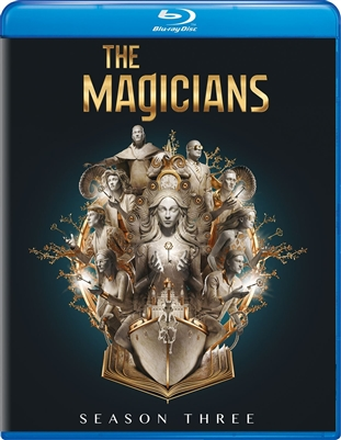 Magicians: Season 3 Disc 1 Blu-ray (Rental)