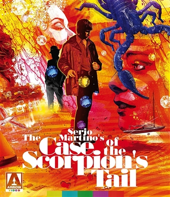 Case of the Scorpion's Tail 06/18 Blu-ray (Rental)