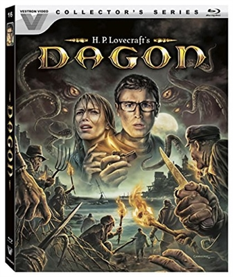 Dagon 06/18 Blu-ray (Rental)