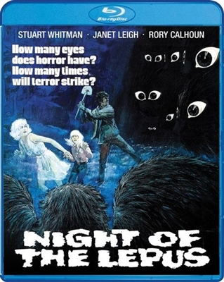 Night Of The Lepus 06/18 Blu-ray (Rental)