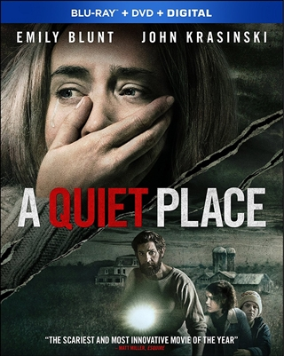 Quiet Place 06/18 Blu-ray (Rental)
