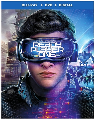 Ready Player One 06/18 Blu-ray (Rental)