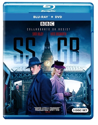 SS-GB Season 1 Blu-ray (Rental)