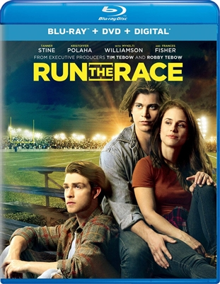 Run the Race 06/19 Blu-ray (Rental)