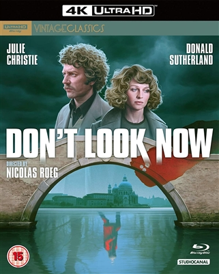 Don't Look Now 4K UHD Blu-ray (Rental)