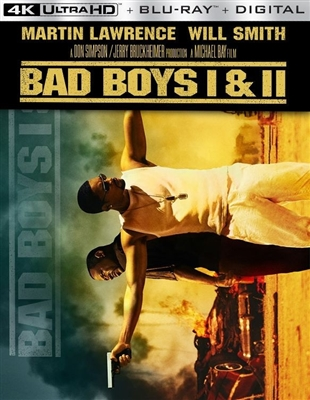 Bad Boys 1 4K UHD Blu-ray (Rental)