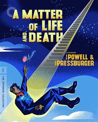 Matter of Life and Death The Criterion Collection 07/18 Blu-ray (Rental)