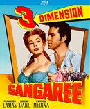 Sangaree 3D Blu-ray (Rental)