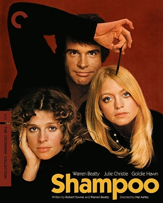 Shampoo The Criterion Collection 07/18 Blu-ray (Rental)