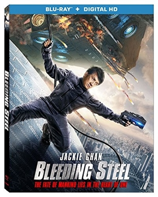 Bleeding Steel 08/18 Blu-ray (Rental)