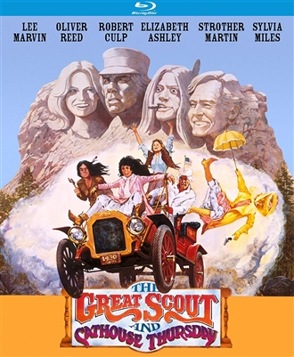 Great Scout and Cathouse Thursday 08/18 Blu-ray (Rental)