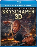 Skyscraper 3D 08/18 Blu-ray (Rental)