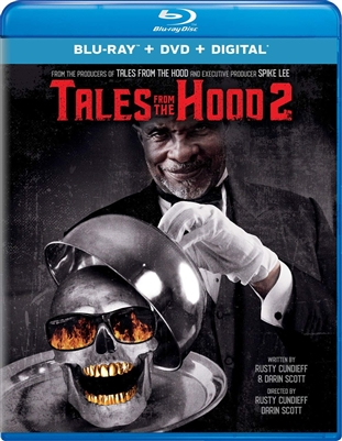 Tales From the Hood 2 08/18 Blu-ray (Rental)
