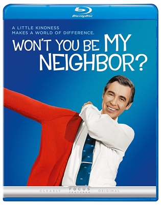 Won't You Be My Neighbor? 08/18 Blu-ray (Rental)