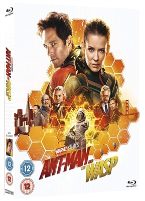 Ant-Man and the Wasp 09/18 Blu-ray (Rental)
