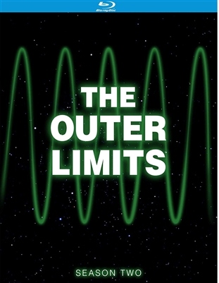 Outer Limits: Season 2 Disc 2 Blu-ray (Rental)