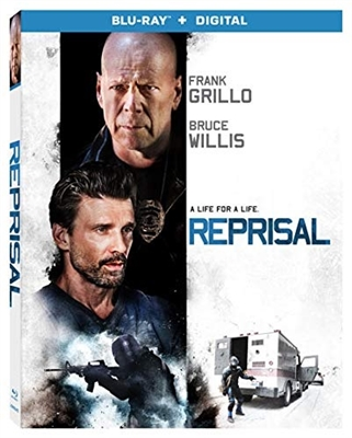Reprisal 09/18 Blu-ray (Rental)