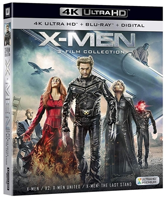 X-Men Original 4K UHD 09/18 Blu-ray (Rental)