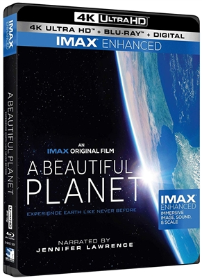 Beautiful Planet 4K UHD 10/18 Blu-ray (Rental)
