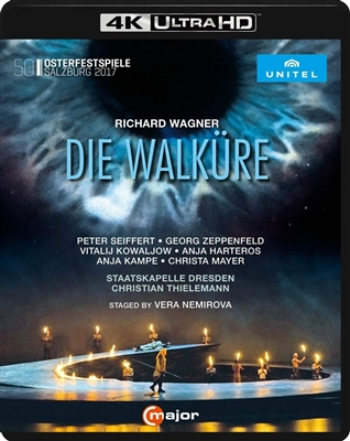 Wagner: Die Walkure 4K UHD 10/18 Blu-ray (Rental)