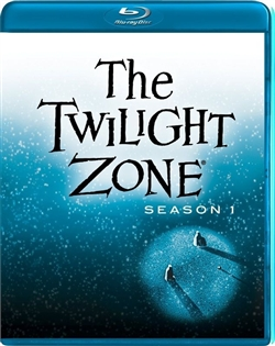 The Twilight Zone: Season 1 Disc 3 Blu-ray (Rental)