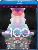 100 The Season 6 Disc 2 Blu-ray (Rental)
