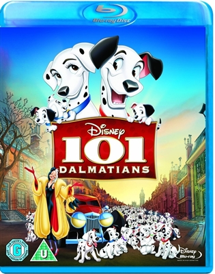 101 Dalmatians 09/14 Blu-ray (Rental)