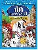 101 Dalmatians II Patch's London Adventure 02/15 Blu-ray (Rental)