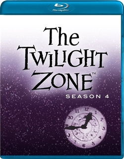 The Twilight Zone: Season 4 Disc 4 Blu-ray (Rental)