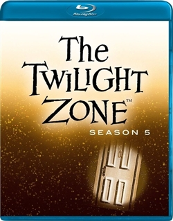 The Twilight Zone: Season 5 Disc 1 Blu-ray (Rental)