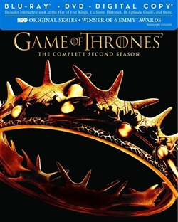 Game of Thrones Season 2 Disc 5 Blu-ray (Rental)