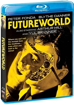 Futureworld Blu-ray (Rental)