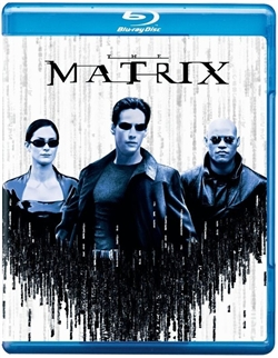 Matrix 1 Blu-ray (Rental)