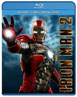 Iron Man 2 Blu-ray (Rental)