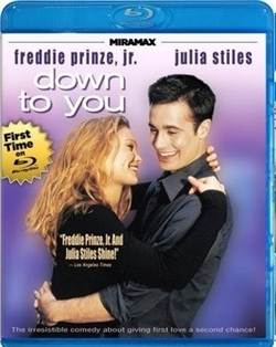 Down to You Blu-ray (Rental)