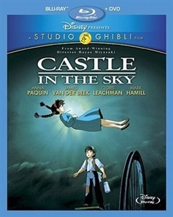 Castle in the Sky Blu-ray (Rental)