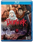 Berserk The Golden Age Arc I: The Egg of the King Blu-ray (Rental)