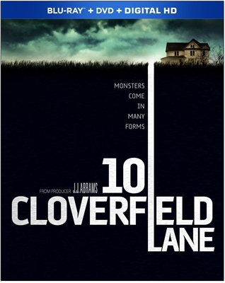 10 Cloverfield Lane 05/16 Blu-ray (Rental)