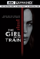 Girl on the Train 4K UHD Blu-ray (Rental)
