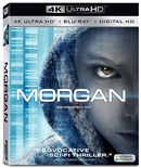 Morgan 4K UHD Blu-ray (Rental)