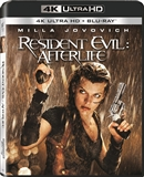 Resident Evil: Afterlife 4K UHD Blu-ray (Rental)