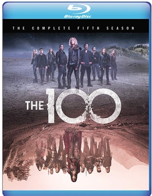 100 The Season 5 Disc 1 Blu-ray (Rental)