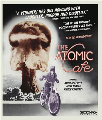 Atomic Cafe 11/18 Blu-ray (Rental)