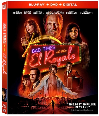 Bad Times At The El Royale 11/18 Blu-ray (Rental)