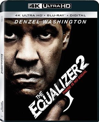 Equalizer 2 4K UHD 11/18 Blu-ray (Rental)