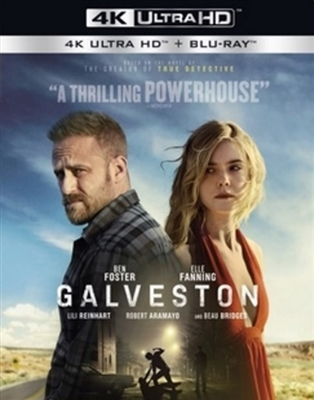 Galveston 4K UHD 11/18 Blu-ray (Rental)