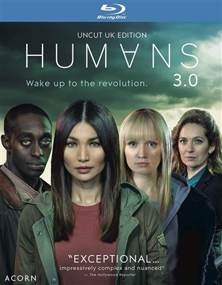 Humans 3.0 Disc 2 Blu-ray (Rental)
