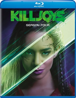 Killjoys Season 4 Disc 2 Blu-ray (Rental)
