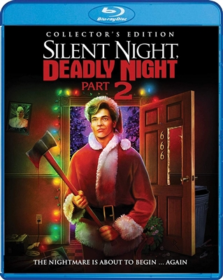 Silent Night, Deadly Night Part 2 11/18 Blu-ray (Rental)