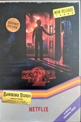 Stranger Things Season 2 4K UHD Disc 3 Blu-ray (Rental)